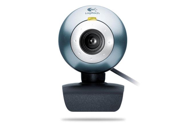 produkt-foto van 'Logitech Quickcam Messenger (zwart - oem - mic - usb 2.0)'
