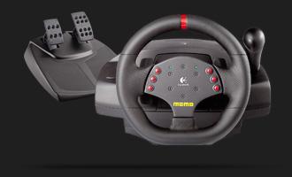 produkt-foto van 'Logitech MoMo Racing Force (FFB-USB)'