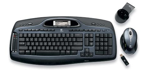 produkt-foto van 'Logitech Desktop (mx5000 - bluetooth)'