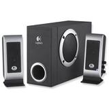 produkt-foto van 'Logitech s200 Speakers (zwart - 2.1 - oem)'