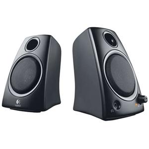 produkt-foto van 'Logitech Speakerset - z-130, 2.0, 5w rms, zwart'