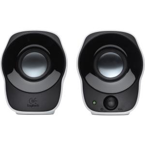 produkt-foto van 'Logitech Speakerset - z-120, 2.0, 6w Rms, voeding via USB-poort'