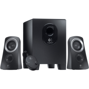 produkt-foto van 'Logitech Speakerset - z-213, 2.1, 7w rms, zwart'