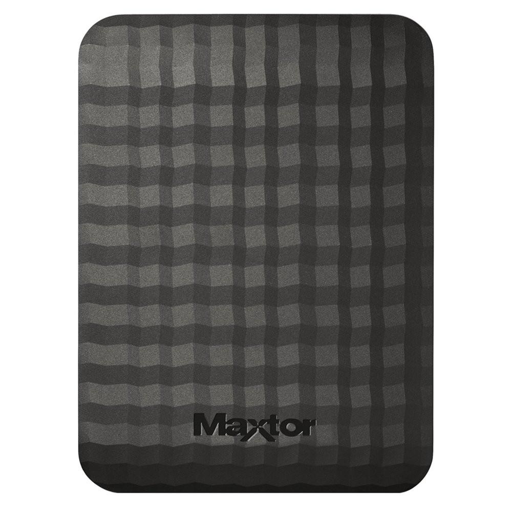 "produkt-foto van 'Maxtor M3 - 1tb, externe harddisk 2,5"", usb 3.0, zwart'"