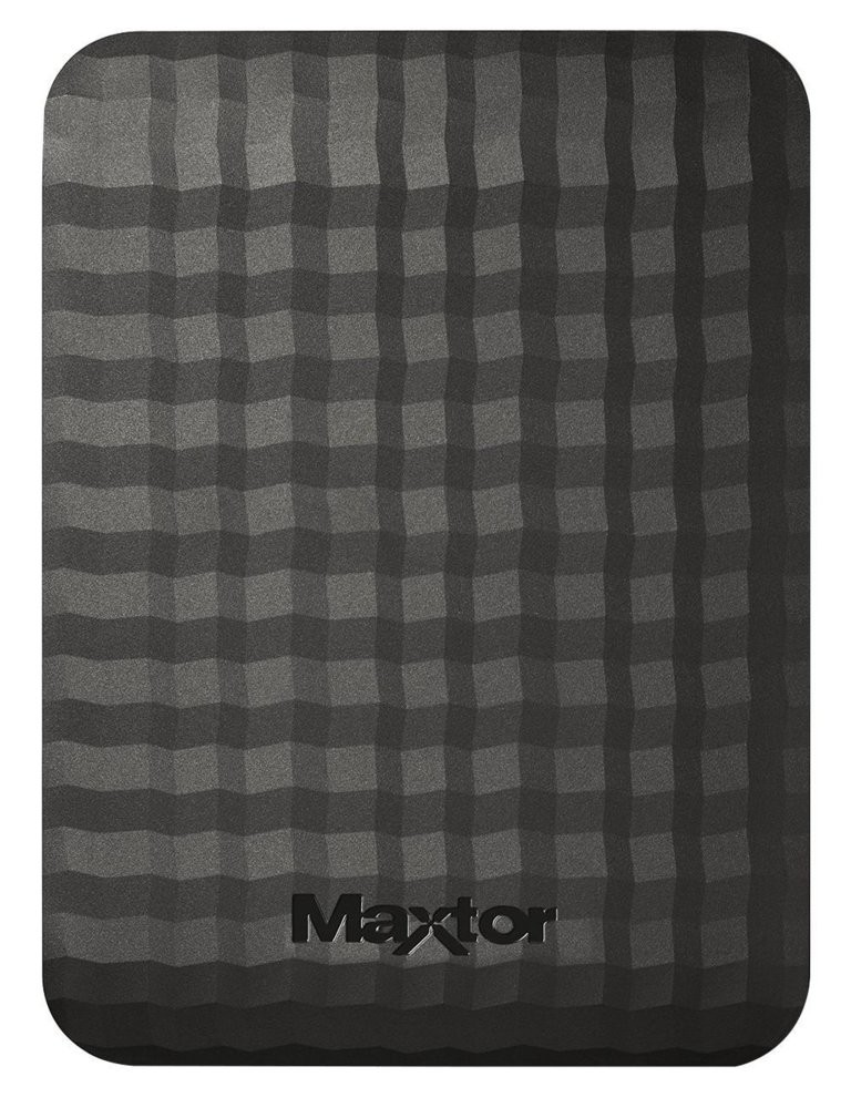 "produkt-foto van 'Maxtor M3 - 2tb, externe harddisk 2,5"", usb 3.0, zwart'"