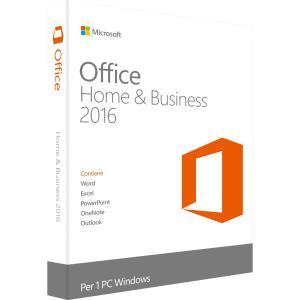produkt-foto van 'MicroSoft Office 2016 Thuis & Bedrijf NL - voor 1 pc, download, certificaat'