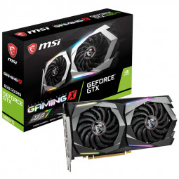 produkt-foto van 'MSI Geforce video-kaart - gtx-1660ti, Gaming X 6gb'