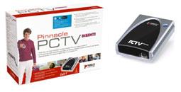 produkt-foto van 'Pinnacle PCTV 310e (usb 2.0 - TV - Radio - Teletekst)'