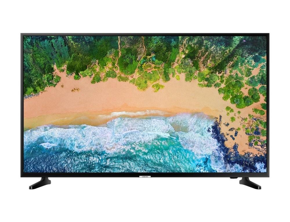"""produkt-foto van 'Samsung 50"""" televisie - 127cm, 4k Ultra HD, SmartTV, zwart, WiFi, HDMI'"""