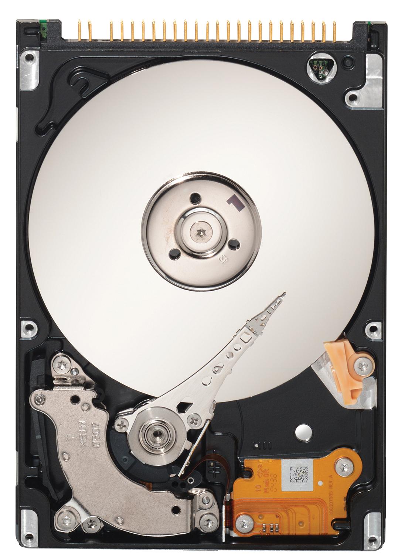 "produkt-foto van 'Seagate 80g harddisk (2.5"" Momentus - 12,5ms - 8m - sata)'"