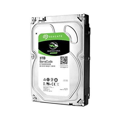 """produkt-foto van 'Seagate harddisk - 3tb, desktop 3,5"""", sata-3g, 7.200tpm, cache 64mb, lp'"""