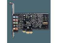 produkt-foto van 'Creative Sound Blaster Audigy Fx - geluidskaart, pci-e, bulk'