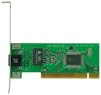 produkt-foto van 'Sweex ISDN modem (PCI - Met RVS)'