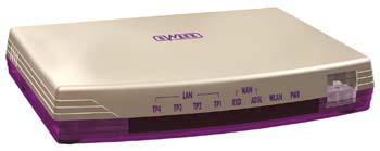 produkt-foto van 'Sweex ADSL Annex-A Modem/Router (Analoog)'