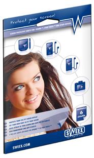 produkt-foto van 'Sweex beschermhoes, voor iPhone, iPod enz.'