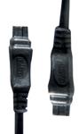 produkt-foto van 'Sweex FireWire 800 kabel (3m - 9p -> 9p)'