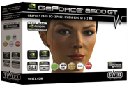 produkt-foto van 'Sweex Geforce 8500gt - 512m video-kaart (pci-e - passief)'
