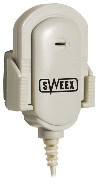 """produkt-foto van 'Sweex Mini Microfoon (clip - 3.5"""" jack)'"""