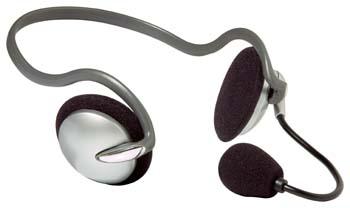 produkt-foto van 'Sweex NeckBand Headset'
