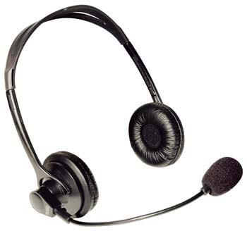 produkt-foto van 'Sweex Soft Fit Headset'