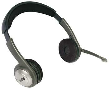 produkt-foto van 'Sweex Soft Fit Headset Deluxe'