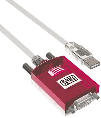produkt-foto van 'Sweex Serieël -> USB kabel'