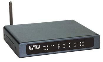 produkt-foto van 'Sweex Router/Switch/Wireless 11/54mbit'