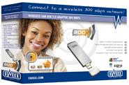 produkt-foto van 'Sweex Wireless stick 300n (usb 2.0 - 300mbit - 802.11n)'
