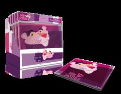 produkt-foto van 'Sweex Muismat - Pink Panther Silk'