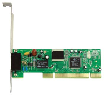 produkt-foto van 'Sweex 56k modem (pci)'