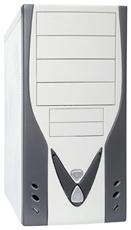 produkt-foto van 'MIDI-Tower (cl4 - 300W - 2x Front-USB - wit)'