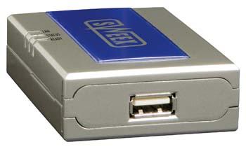 produkt-foto van 'Sweex PrinterServer LAN - 1x USB 2.0, Alleen XP'
