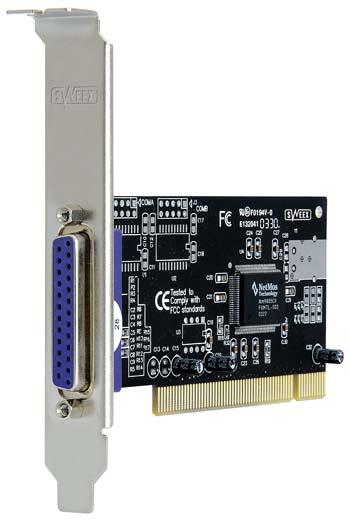 produkt-foto van 'Sweex Parallel (1x) kaart (PCI)'