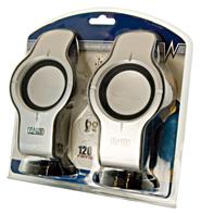 produkt-foto van 'Sweex speakerset 120 watt (zwart - usb)'