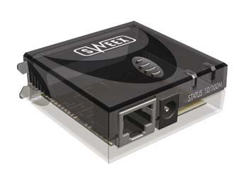 produkt-foto van 'Sweex PrinterServer LAN (1x Parallel)'