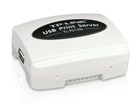 produkt-foto van 'TP-Link PrinterServer LAN - 1x USB 2.0'