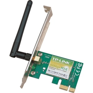 produkt-foto van 'TP-Link WiFi 150mbit kaart - 150n, pci-e'