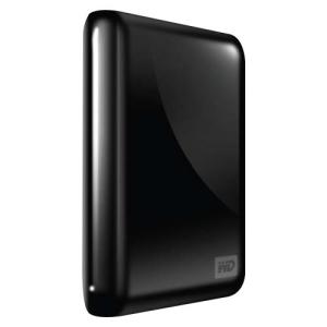 "produkt-foto van 'W.D. My Passport 1tb harddisk (usb 3.0 - 2,5"" - zwart)'"
