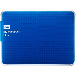 "produkt-foto van 'W.D. My Passport 2tb harddisk (usb 3.0 - 2,5"" - zwart)'"