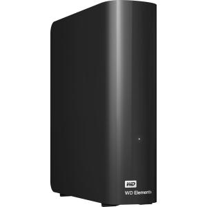 "produkt-foto van 'W.D. elements - 2tb, externe harddisk 3,5"", usb 3.0, zwart'"