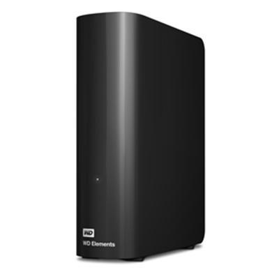 "produkt-foto van 'W.D. elements - 3tb, externe harddisk 3,5"", usb 3.0, zwart'"