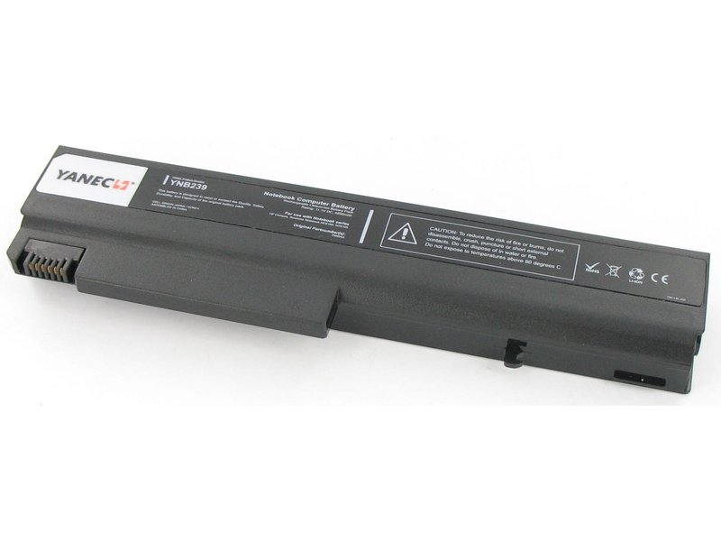produkt-foto van 'Laptop Accu - 10.8-11.1v, 4.800mah, 52wh, zwart, Yanec, Toshiba l6'