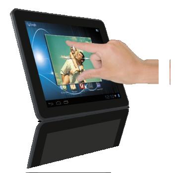 "produkt-foto van 'Yarvik 9,7"" GoTab Zetta (4g - hdmi - Android 4)'"