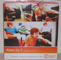 produkt-foto van 'Ziggo Alles-in-1 excl. Digitale TV decoder'
