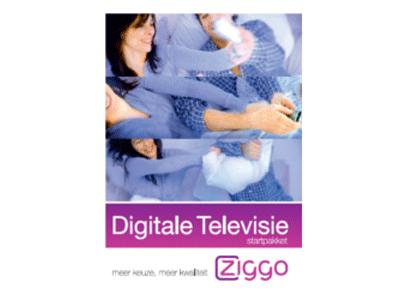 produkt-foto van 'Ziggo Digitale TV starterspakket'